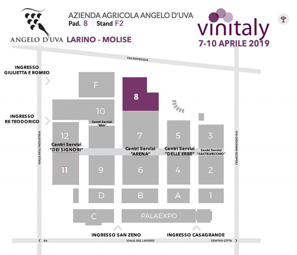 Veronafiere Calendario.La Nostra Cantina Al Vinitaly2019 I Dolci Grappoli